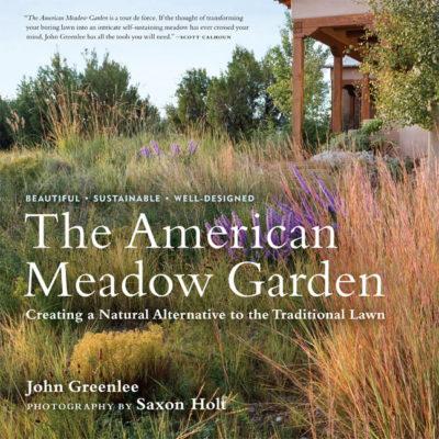 The American Meadow Garden, Timber Press book cover