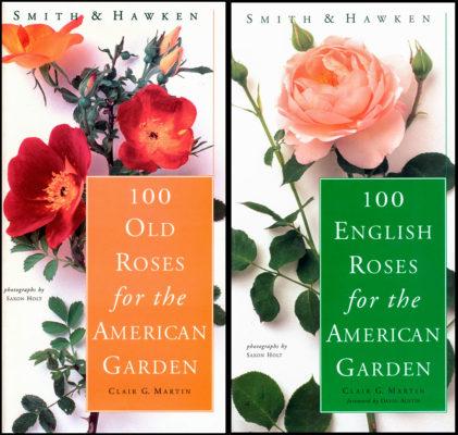 Smith & Hawken rose book cover composite