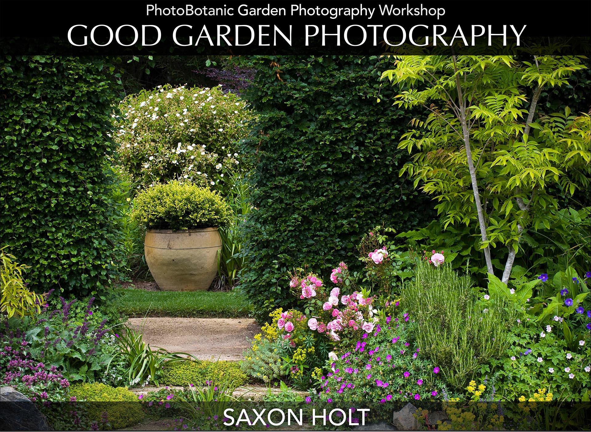 Good Garden Photography