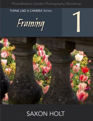Photobotanic Garden Photography Workshop - Book 2.1 - Think Lika a Camera - iBook cover
